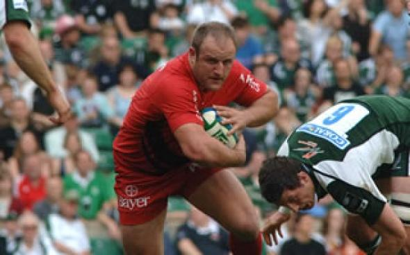 Stade-London Irish : Servat �lu homme du match