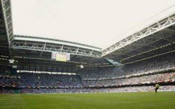 Plus de 5.000 supporters � Cardiff